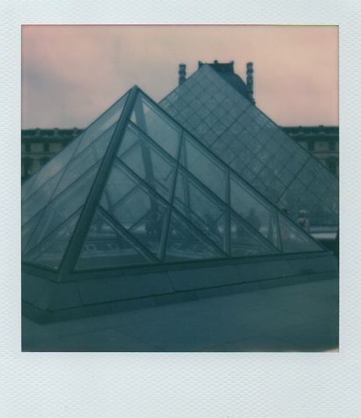 Pyramids, Louvre-Paris