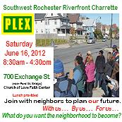PLEX-SouthWest R0chester Riverfront Design Charrette