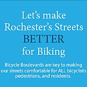 """Bicycle Boulevards """"pop-up"""" public meeting"""