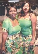Mama Sameer and Mama Michelle