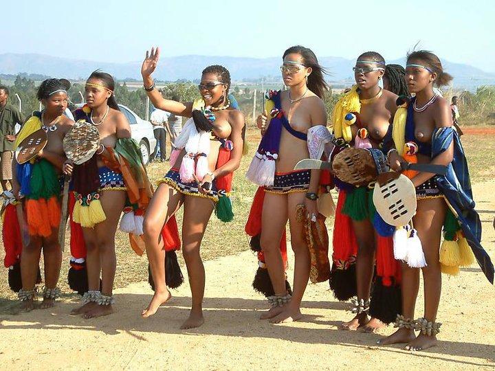 Swaziland girls