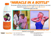 miracle in a bottle