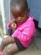 Mwanangu anaupenda uso wake