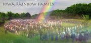 Iowa Rainbow Family Campout