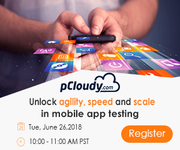 [Webinar] Unlock agility, speed and scale in mobile app testing