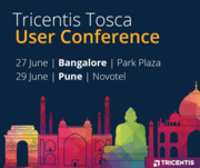 Tricentis Tosca User Conference