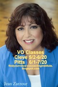 Find Your Voice in Cleveland 5/2-6/20 & Pittsburgh 6/1-7/20 5/hr Marketing Seminar Included