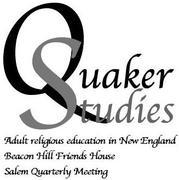 Quaker Studies: Spiritual Renewal Through Discipline? 1/2 day workshop