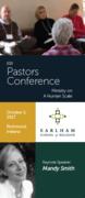 2017 ESR Pastors Conference