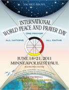 International World Peace and Prayer Day 2011