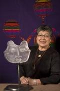 Lillian Pitt at The Natural Way: Indigenous Voices
