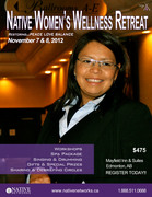 Native Women's Wellness Retreat 2012