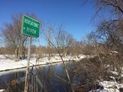 Water Is Life Walk Howsatunnuck (Housatonic) River