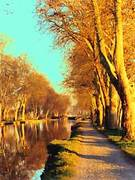Week-End Nouvel An Bien-Etre Canal du Midi