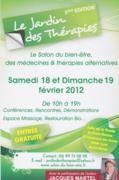 SALON du bien-être, des médecines et thérapies alternatives à Lyon