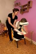 Formation massage sur chaise 24 mai 2012