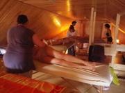 massage Sensitif atelier pour tous Noël 2013