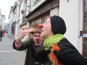 Journée découverte (clown, masque et jeu vocal) – Atelier gratuit le 28/09/2014