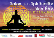 Salon de la Spiritualité Mandelieu