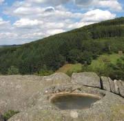 Pierres à cupules et roches sacrées d'Auvergne