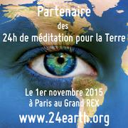 24h de méditation pour la terre