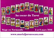 stage tarot de marseille