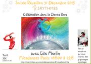 Réveillon Danse des 5 rythmes® à Paris