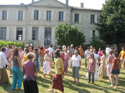 "Grand stage d'été ""Biodanza, Couleurs, Harmonies"" danser, chanter, peindre...Illuminer nos vies !"