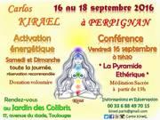 """Conférence """"La Pyramide Ethérique"""" à Perpignan"""