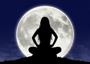 meditation pleine lune