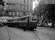 Distribution de rires dans le tram