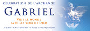Célébration de l'Archange Gabriel