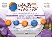 Salon des Z'Arts Zen St André de Corcy