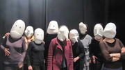 Stage « Masques larvaires » (4-5 mars 2017)