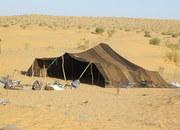Trek randonnée dans le désert Tunisien