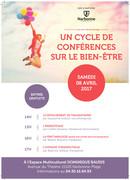 cycle de conferences sur le bien-être