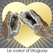 le coeur d'Uruguay