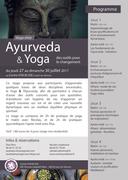 Stage d'été Yoga & Ayurveda Vercors