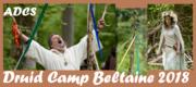 DruidCamp ADCS de Beltaine 2018 Drôme