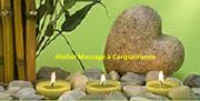 Atelier massage intuitif aux huiles avec corinne du sud