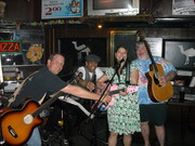 Dahna rowe and the fellas LIVE at GARRISON'S TONIGHT!