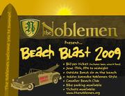 NOBLEMEN'S ANNUAL BEACH BASH @ THE CAVALIER BEACH CLUB