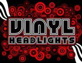 VINYL HEADLIGHTS @ CROCS