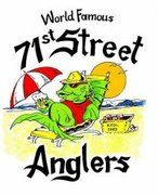 26th ANNUAL ANGLER'S BALL W/ FINE SWISS CHEESE