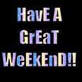 Your Weekend Update
