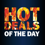 Hot DEALS OF THE DAY! - Sunday