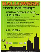 HALLOWEEN TOWN AND TREAT @ TOWN CENTER