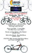 CRAZY PRIZES @ LunaSea: B.Y.O.Bike & Get crazy with it!!