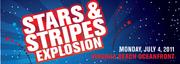 Stars & Stripes Explosion