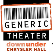 """Generic Theater Presents: """"THE EULOGIST"""""""